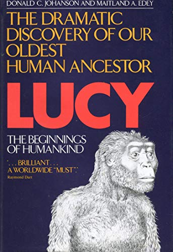 Lucy By Donald C. Johanson