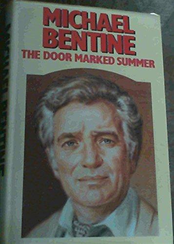 The Door Marked Summer By Michael Bentine