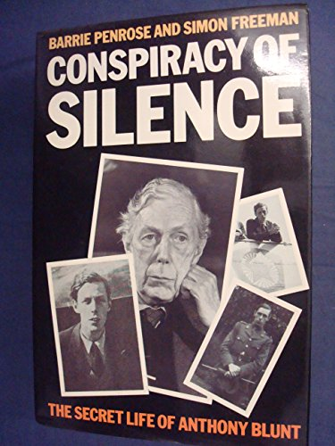 Conspiracy of Silence By Barrie Penrose