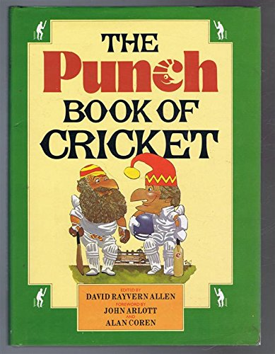 """""""Punch"""" Book of Cricket By Edited by David Rayvern Allen"""