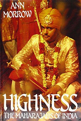 Highness By Ann Morrow