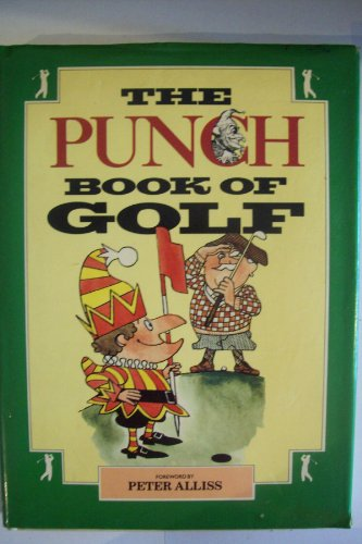 """Punch"" Book of Golf By Edited by Susan Jeffreys"