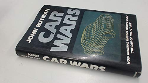 Car Wars By John Butman