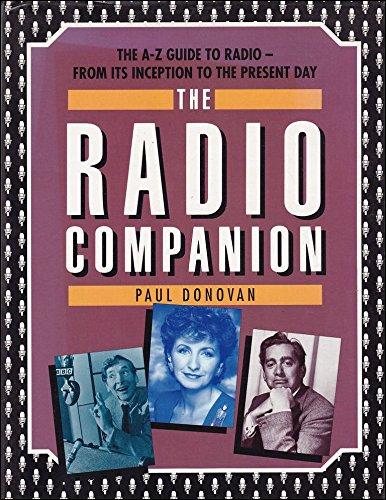 The Radio Companion By Paul Donovan