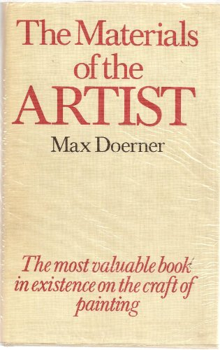 Materials of the Artist By M. Doerner