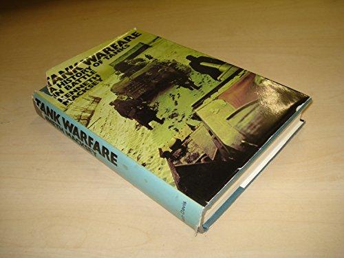Tank Warfare By Kenneth Macksey