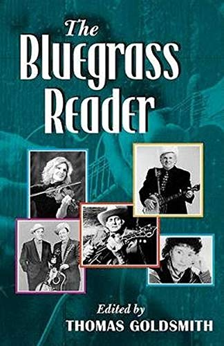 The Bluegrass Reader By Thomas Goldsmith