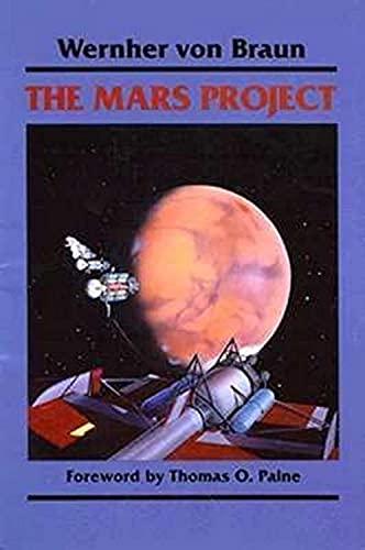 The Mars Project By Wernher Von Braun