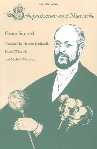 Schopenhauer and Nietzsche By Georg Simmel