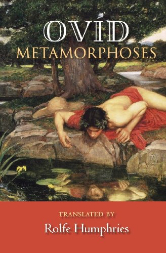 Metamorphoses By Rolfe Humphries