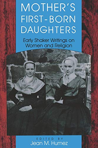 Mother's First-Born Daughters By Edited by Jean M. Humez