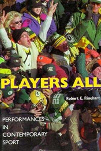 Players All By Robert E. Rinehart
