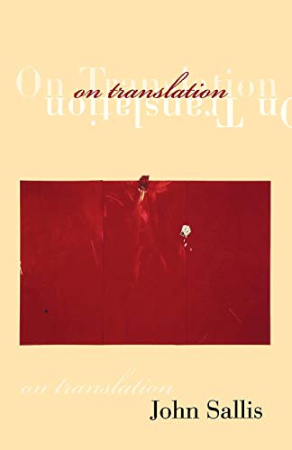 On Translation By John Sallis