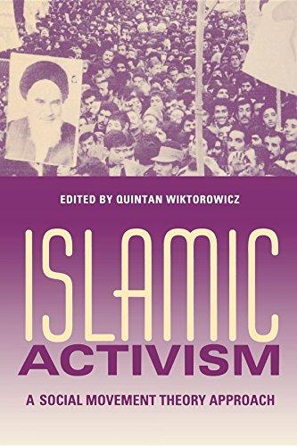 Islamic Activism By Quintan Wiktorowicz