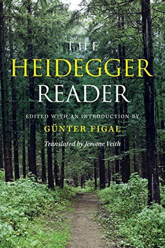 The Heidegger Reader By Gunter Figal