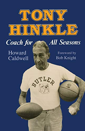 Tony Hinkle By Howard Caldwell