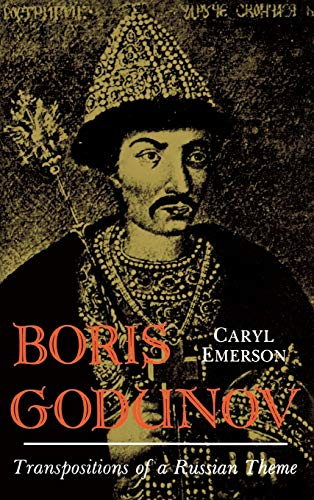 Boris Godunov By Caryl Emerson