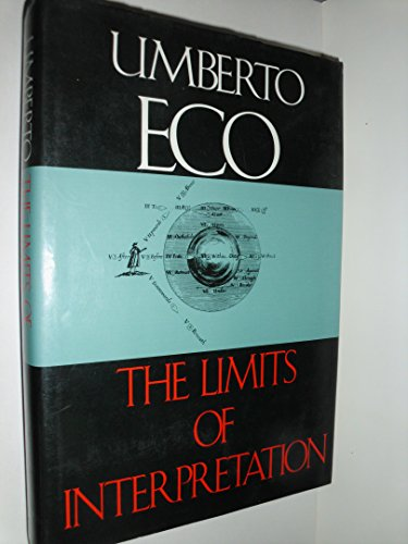 Limits of Interpretation By Umberto Eco