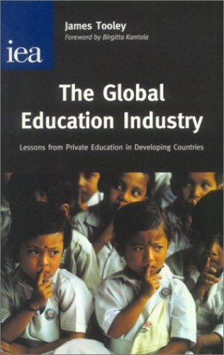 The Global Education Industry By James Tooley