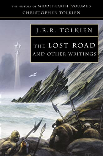 The Lost Road By Christopher Tolkien