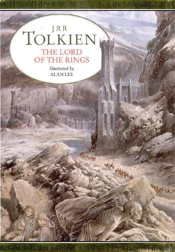 The Lord of the Rings: 3v.in lv by J. R. R. Tolkien