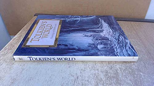 Tolkien's World: Paintings of Middle-earth By Various artists