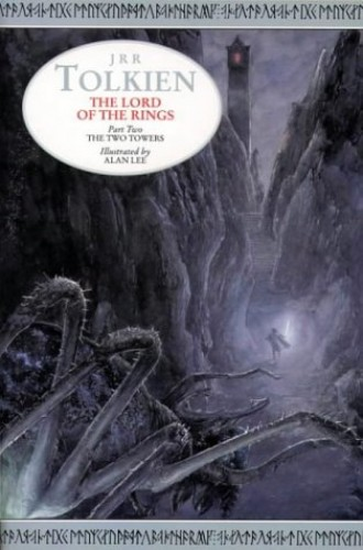 The Lord of the Rings Vol 2 By J. R. R. Tolkien