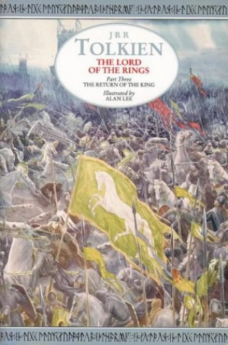 The Lord of the Rings Vol 3 By J. R. R. Tolkien