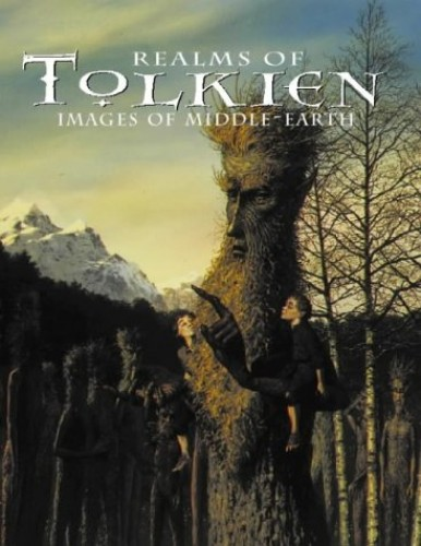 Realms of Tolkien: Images of Middle-earth By Illustrated by Alan Lee