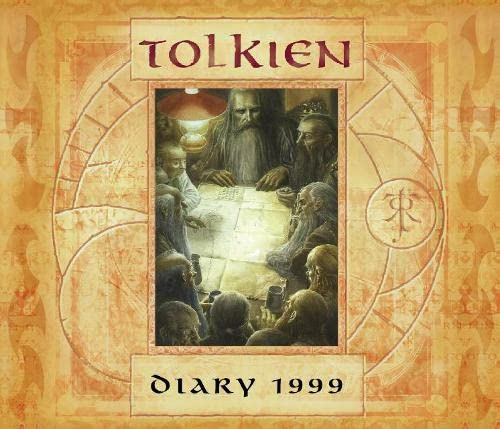 Tolkien Diary: 1999 by Alan Lee