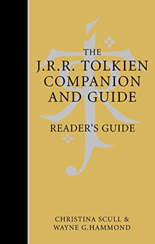 The J. R. R. Tolkien Companion and Guide par Wayne G. Hammond