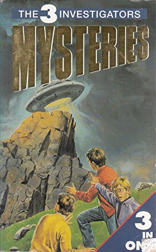 Ti 3 in 1 Mystery of the Magic Circle By Blyton