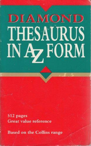Diamond Thesaurus