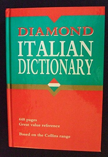 Diamond Italian Dictionary By Diamond