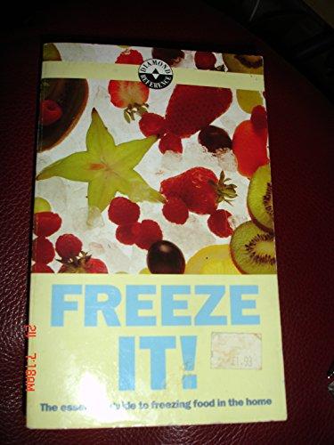 Freeze It! By Diamond Reference