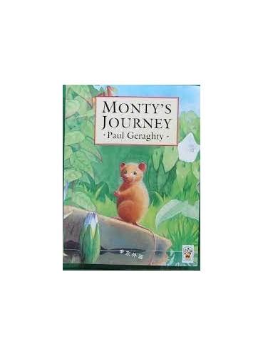 Montys Journey Diamond Edition By Paul Geraghty