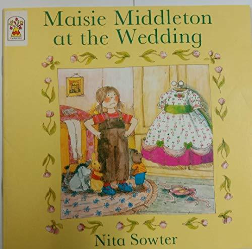 Maisie Middleton at the Wedding