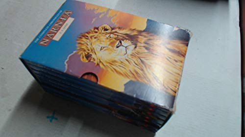 The Complete Chronicles of Narnia, 7 Volumes