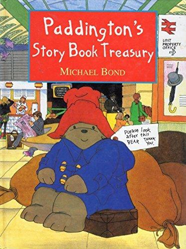Paddington's Story Book Treasury By Michael Bond
