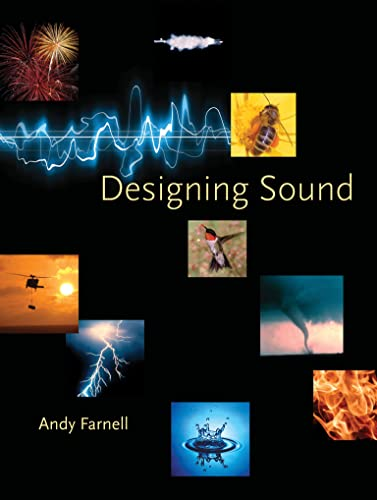Designing Sound by Andy Farnell (Consultant/contractor (Digital Audio); Part time lecturer (School of Audio Engineering/ Middlesex Un)