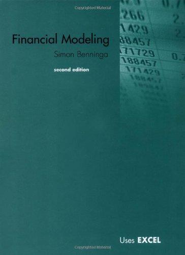 Financial Modeling By Simon Benninga
