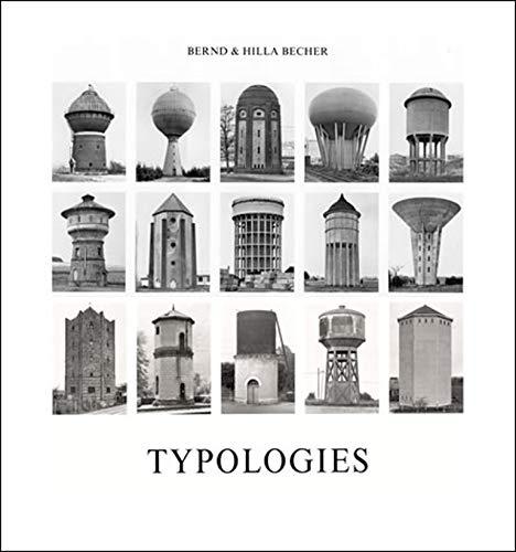 Typologies of Industrial Buildings By Bernd Becher