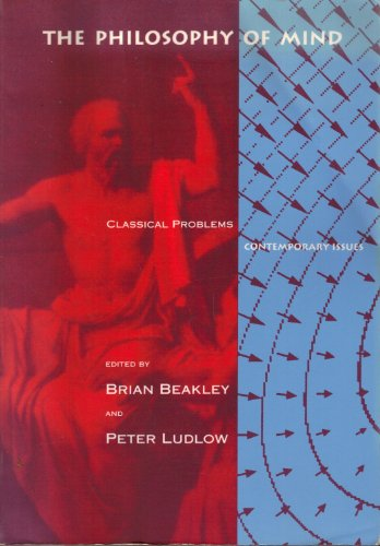 The Philosophy of Mind By Edited by Brian Beakley