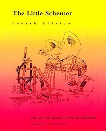 The Little Schemer By Daniel P. Friedman
