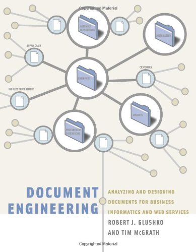 Document Engineering By Robert J. Glushko (Adjunct Full Professor, University of California at Berkeley)