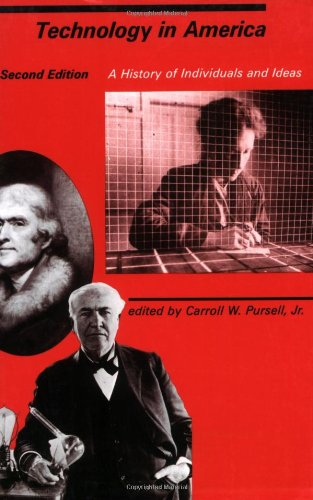 Technology in America By Carroll W. Pursell