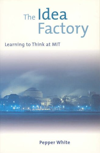 The Idea Factory By Pepper White