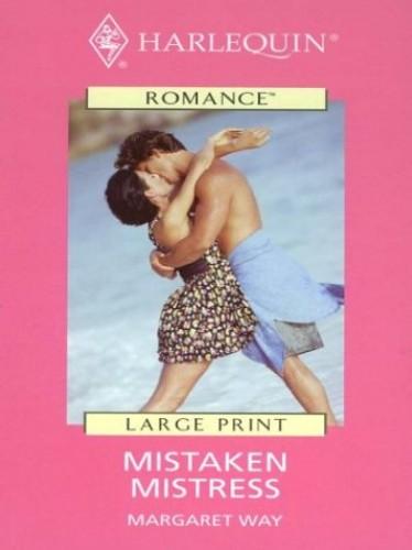 Mistaken Mistress By Margaret Way