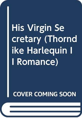 His Virgin Secretary By Cathy Williams