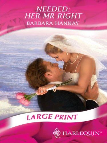 Needed By Barbara Hannay